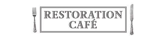 Restoration Cafe Logo