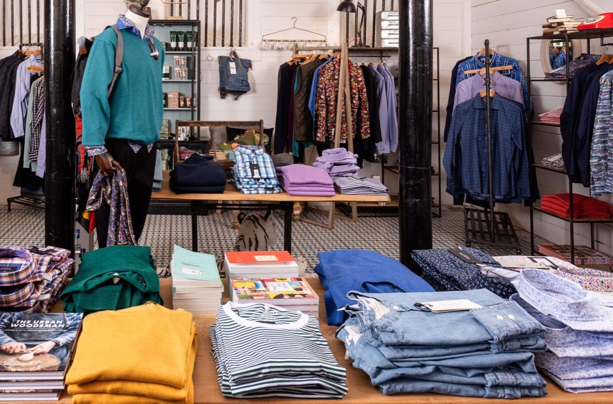 Shop Menswear at Restoration Yard