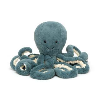 Storm Octopus Medium Soft Toy by Jellycat