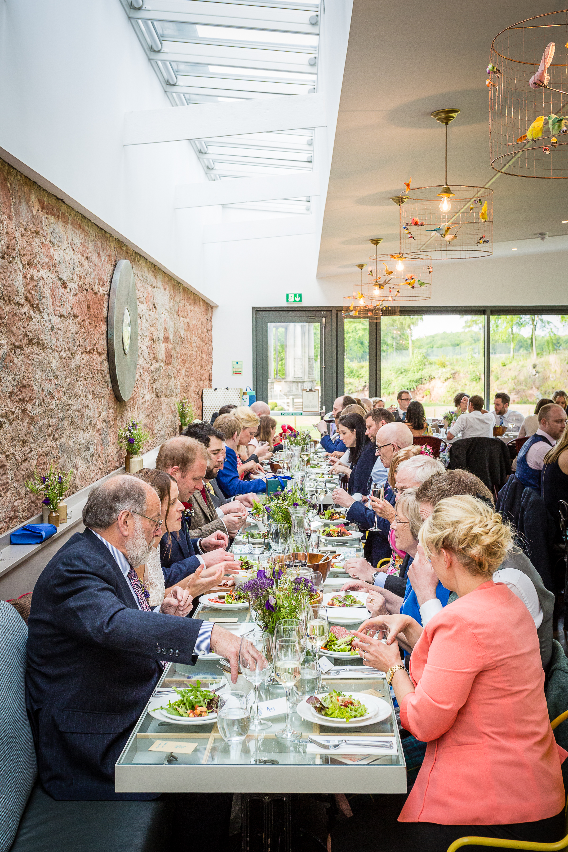 Private event in The Kitchen at Restoration Yard
