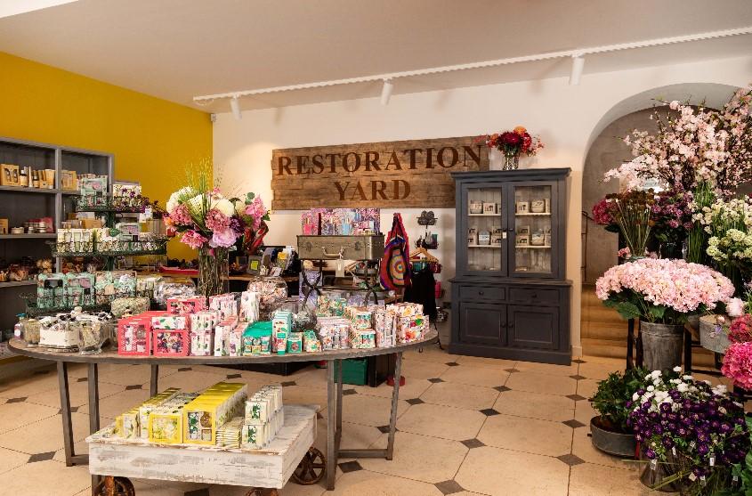 Shop In Store Restoration Yard