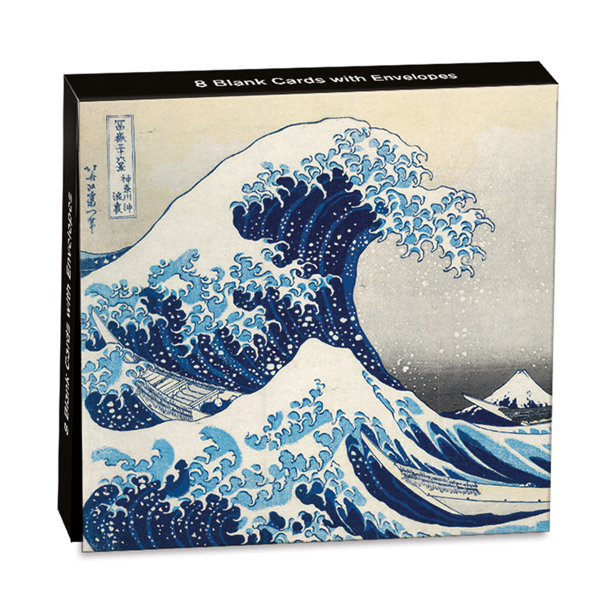 'The Great Wave' notecards by Museums & Galleries.
