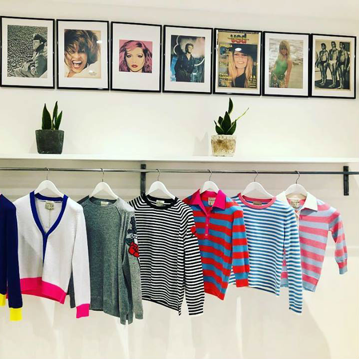 Knits in Frontiers Woman Edinburgh