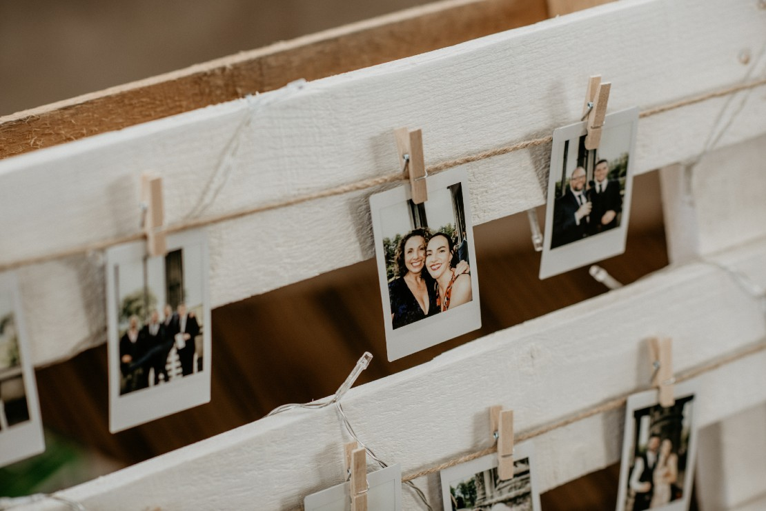 Personalise your wedding at restoration yard in Dalkeith Country Park