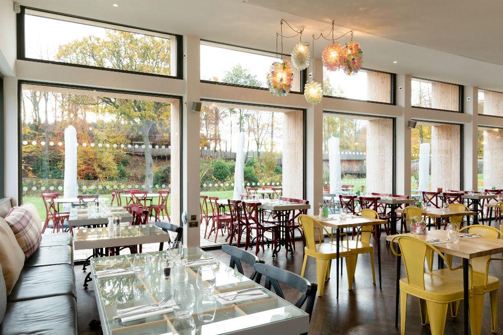 The Kitchen Restaurant - Stunning Views