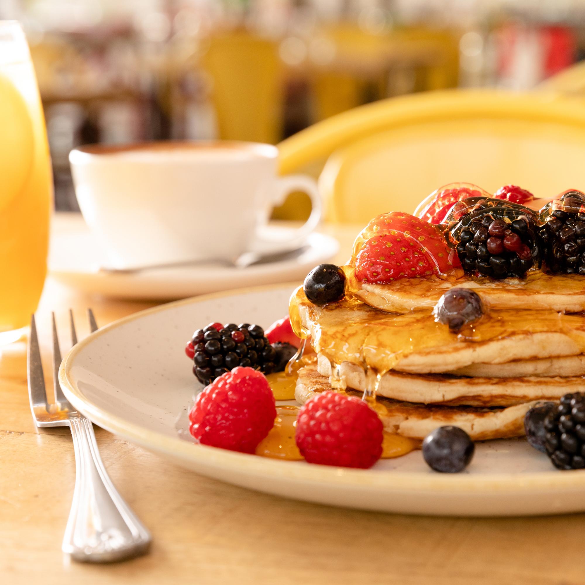 Breakfast at The Kitchen - Kids Breakfast Menu