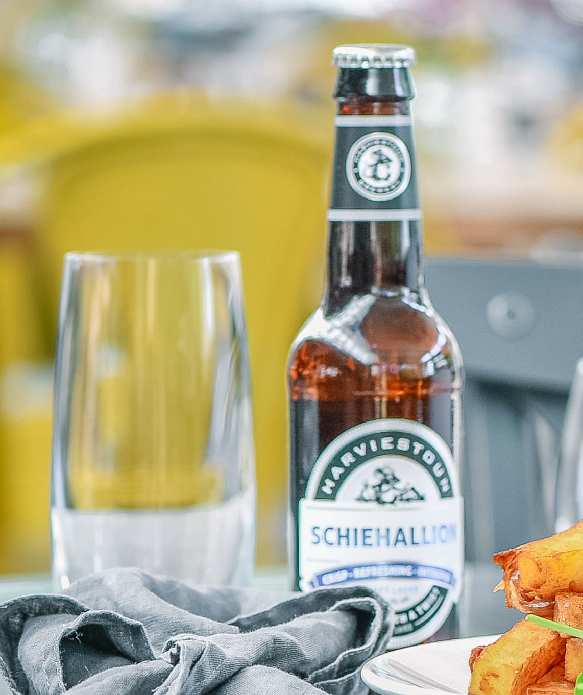 Drinks at The Kitchen - Beers Ciders Spirits