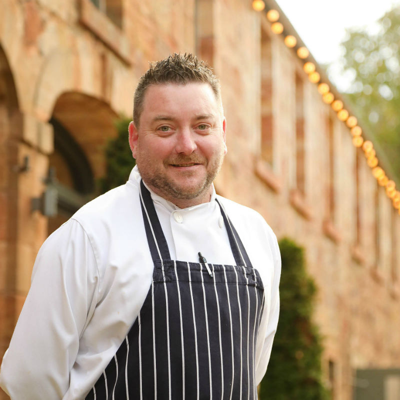 Colin Halliday - Head Chef at The Kitchen at Restoration Yard