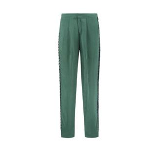 Pom Amsterdam Bayou Green Trousers