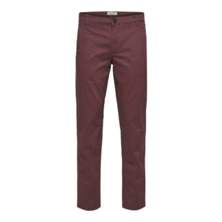 Straight Paris Pants Wild Ginger by Selected Homme | Restoration Yard
