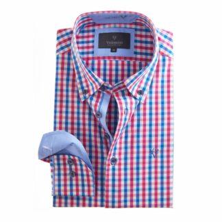 Vedoneire Soft Peach Finish Shirt Valpriso Collar
