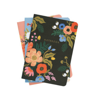 Lively Floral Stitched Notebooks By Rifle Paper | Restoration Yard