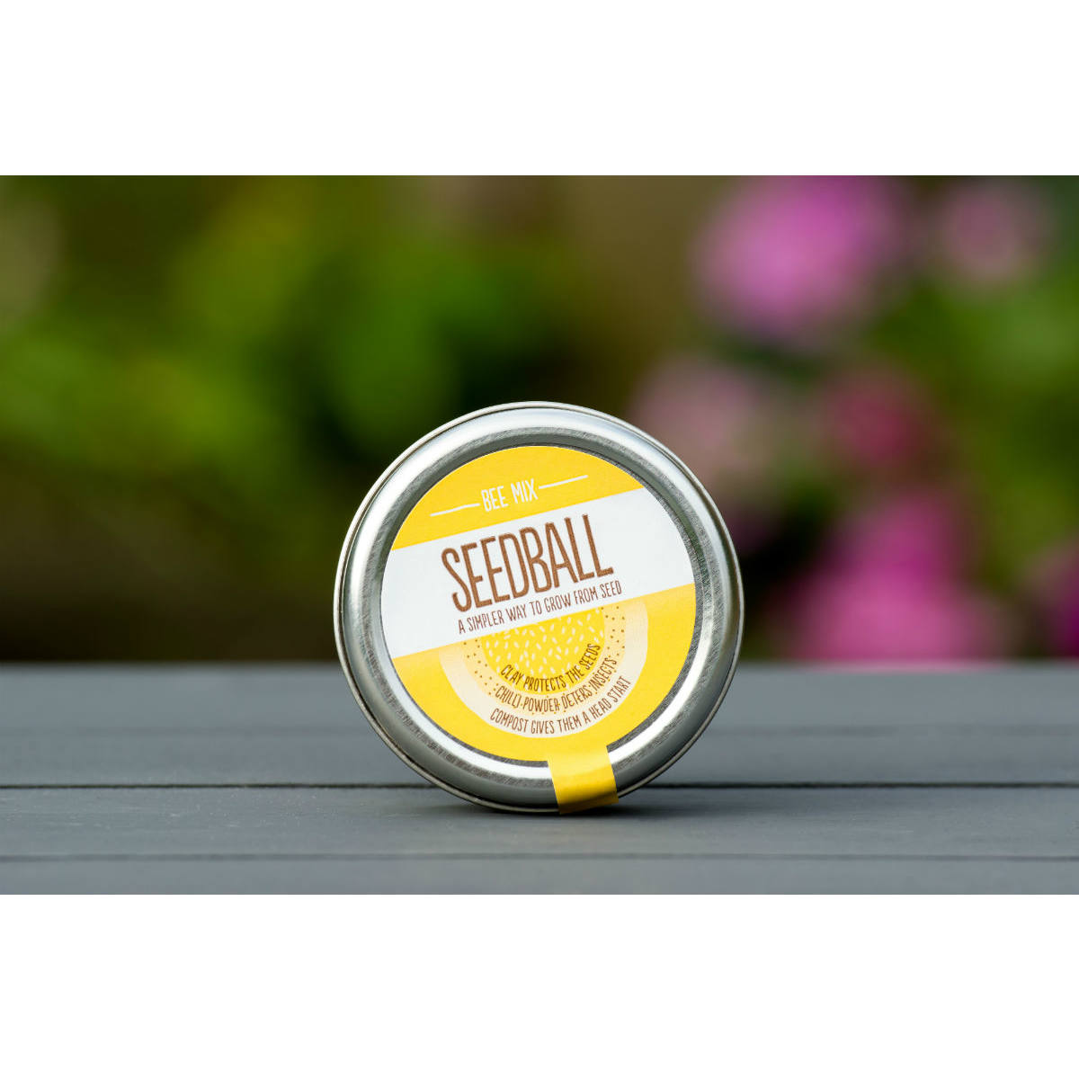 Seed Ball Tin Bee Mix | Restoration Yard