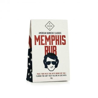Memphis Rub By Bohns Rubs   Restoration Yard