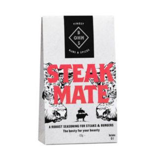 Steak Mate By Bohn Rubs   Restoration Yard