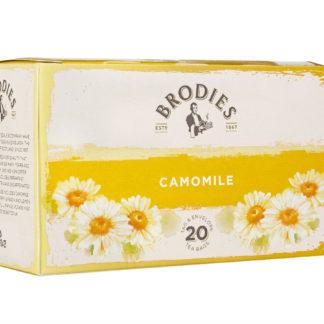 Brodies Chamomile Tea Bags | Brodies Tea | Restoration Yard