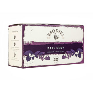 Earl Grey Tea Bags | Brodies Tea | Restoration Yard