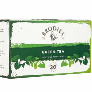 Brodies Green Tea Bags | Brodies Tea | Restoration Yard