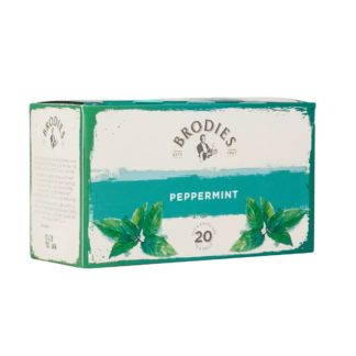 Brodies Peppermint Tea Bags | Brodies Tea | Restoration Yard