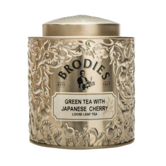 Brodies Green Tea and Cherry Tea Caddy | Restoration Yard