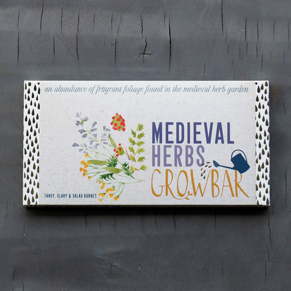 The Glutenous Gardener Medieval Herbs Growbar | Restoration Yard