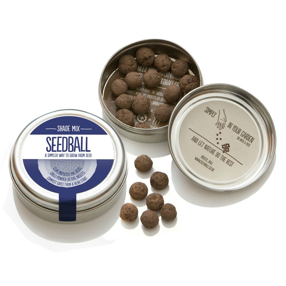 Seedball Shade Mix | Restoration Yard
