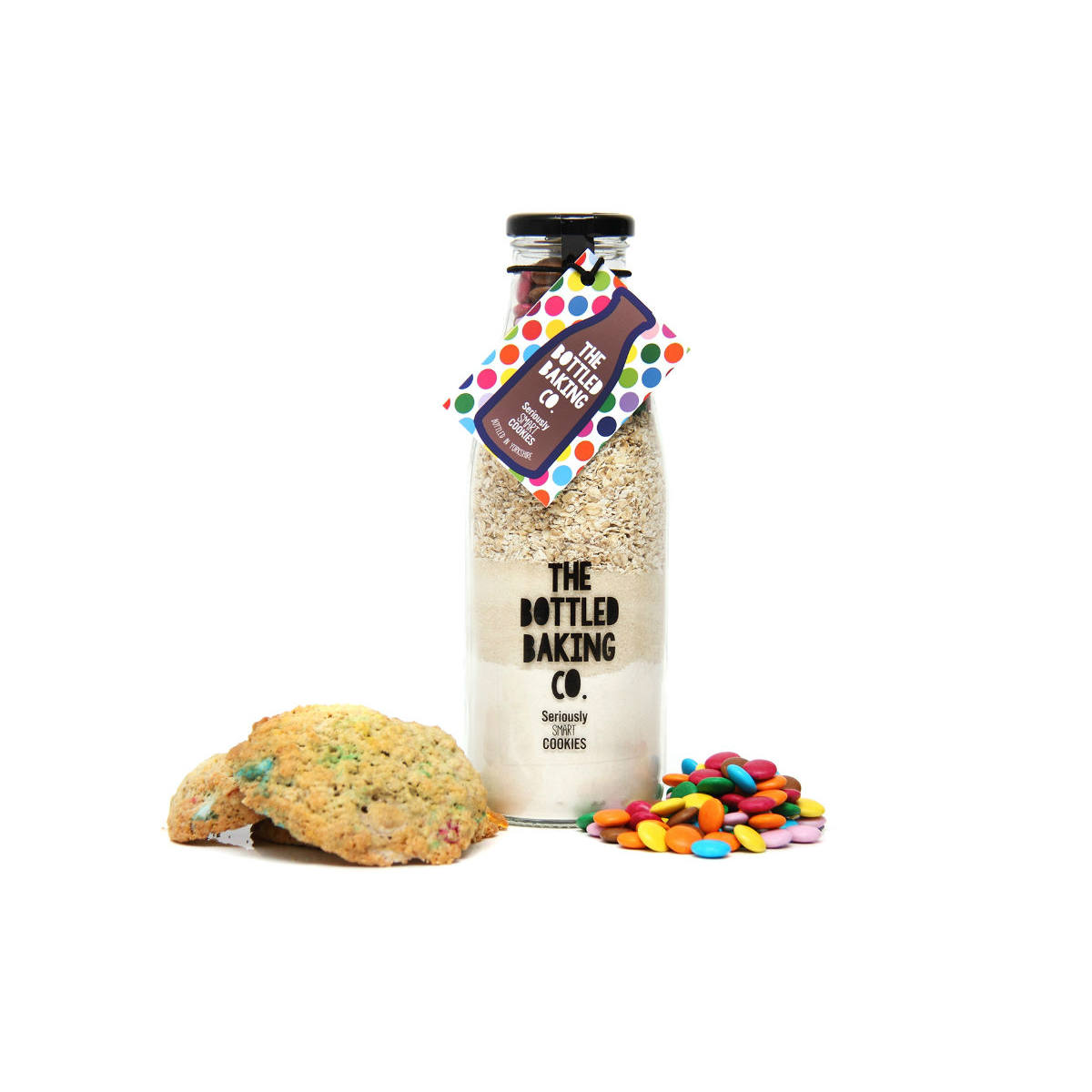 The Bottled Baking Co Seriously Smart Cookies | Restoration Yard