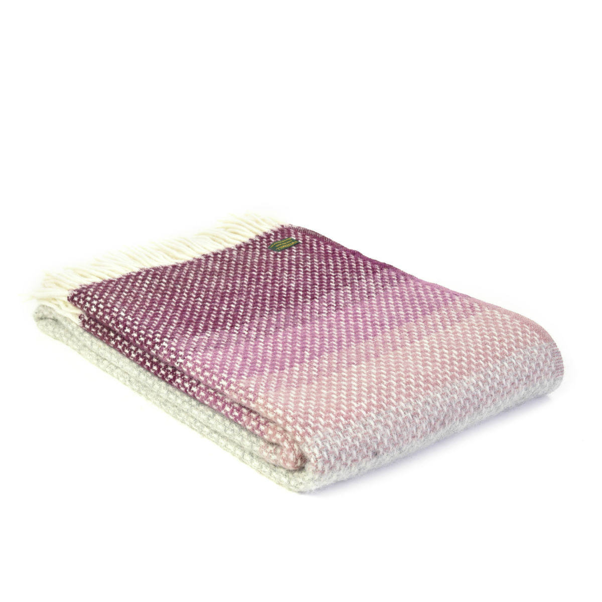 Ombre Rosewood Lifestyle Throw | Restoration Yard