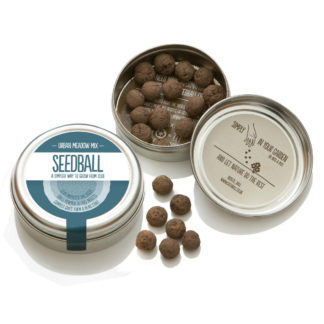 Seedball Tin Urban Meadow Mix | Restoration Yard