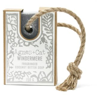 Agnes and Cat Winderemere Soap on a Rope | Restoration Yard