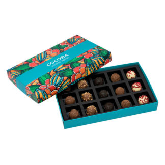 Cocoba Box of 15 Assorted Truffles | Restoration Yard
