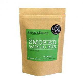 Smokey Brae Smoked Garlic Rub 80g   Restoration Yard
