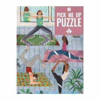 Talking Tables Yoga 500 Piece Jigsaw Puzzle | Restoration Yard