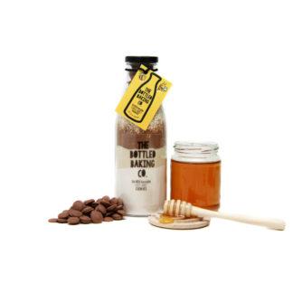 The Bottled Baking Co Chocolate & Honey Cookie Mix   Restoration Yard