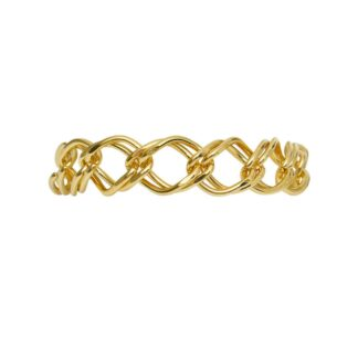 Dansk Copenhagen Amina Bracelet Gold Plating | Restoration Yard