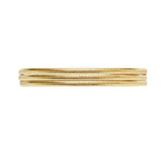Dansk Copenhagen Adelaide Bracelet Gold Plating | Restoration Yard