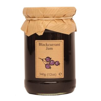 Blackcurrant Jam by Edinburgh Preserves | Restoration Yard