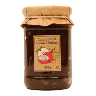 Caramelised Onion Chutney by Edinburgh Preserves | Restoration Yard