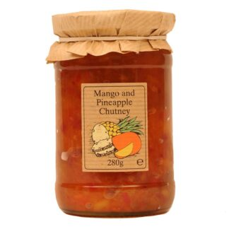 Mango and Pineapple Chutney by Edinburgh Preserves | Restoration Yard