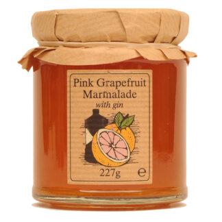 Pink Grapefruit Marmalade with Gin By Edinburgh Preserves | Restoration Yard