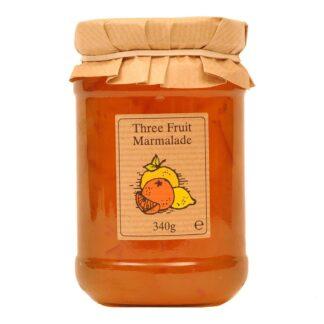 Three Fruit Marmalade by Edinburgh Preserves | Restoration Yard