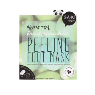 Oh k! Peeling Foot Mask | Restoration Yard