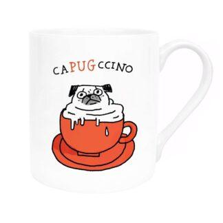 Ohh Dear Capugccino Mug | Restoration Yard