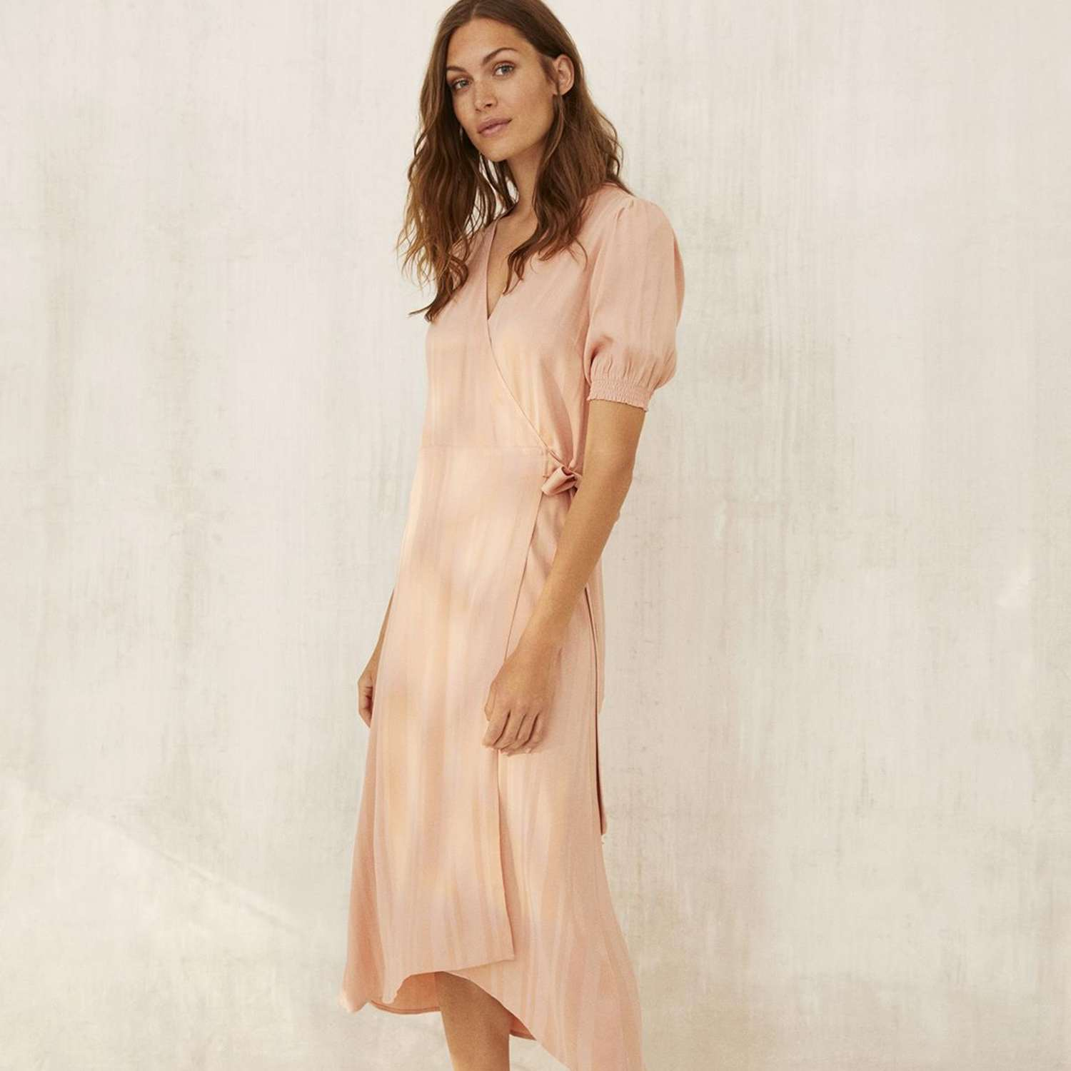 Part Two Briella Dress in Cafe Creme