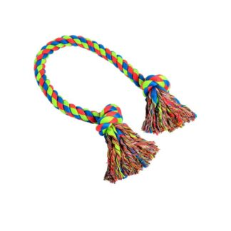 Petface Toyz Triple Knot Rope | Restoration Yard