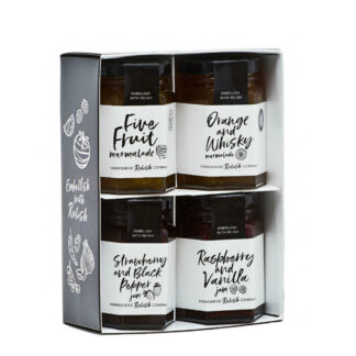 The Hawkshead Relish Company Gift Box Breakfast Selection| Restoration Yard