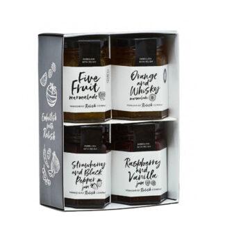 The Hawkshead Relish Company Gift Box Breakfast Selection  Restoration Yard