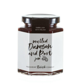 The Hawkshead Relish Company Mulled Damson & Port Jam | Restoration Yard