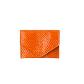 Hvisk Wallet Orange | Restoration Yard