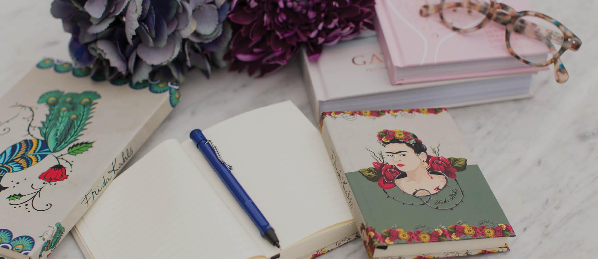Journalling for Wellbeing by Jen Wood
